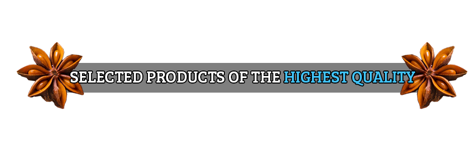 selected products of the highest quality